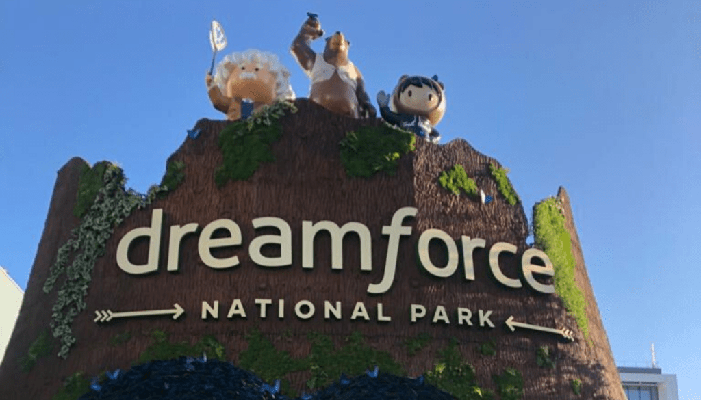 dreamforce-day-one