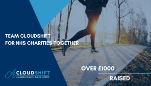 CloudShift for NHS Charities
