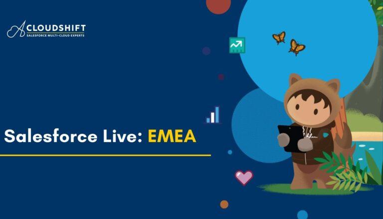 salesforce live 2020 EMEA