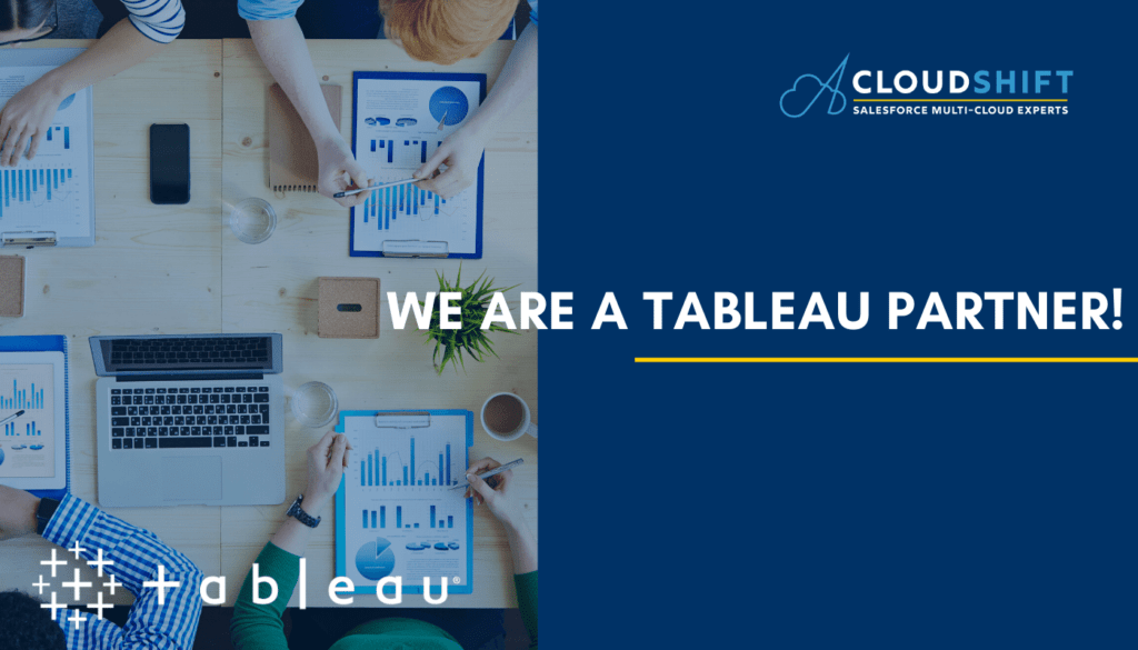 cloudshift tableau partner